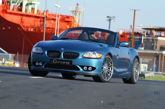 Ателье G-Power прокачало BMW Z4 и 3 Series (7 фото)