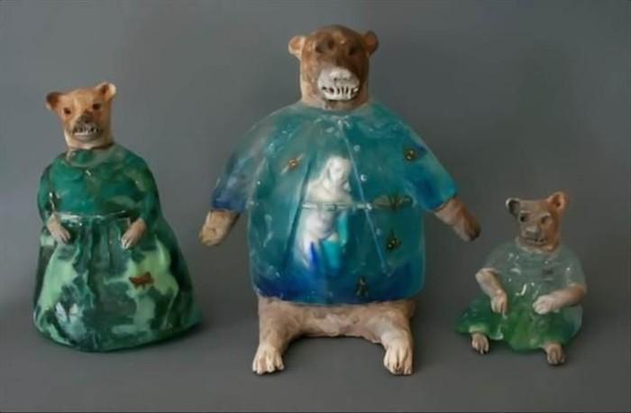 Адские игрушки (9 фото)