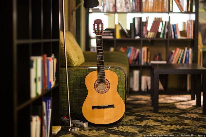 Гитара для настроения.