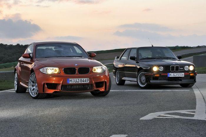 Компания BMW рассекретила свой новый проект M1 (82 фото+видео)
