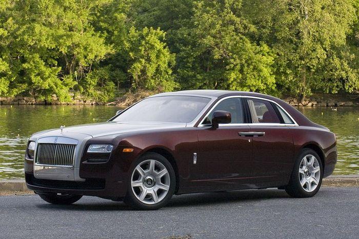 Rolls-Royce увеличит модельный ряд сразу на 3 модели (37 фото)