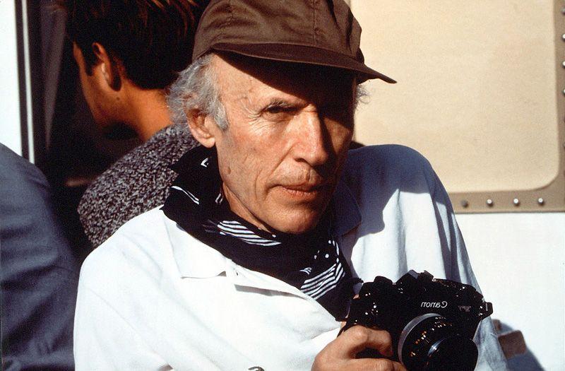 11 января в возрасте 89 лет скончался французский режиссер Эрик Ромер.