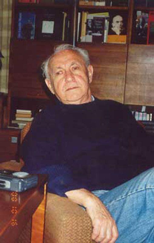 7 мая в возрасте 88 лет умер российский переводчик и филолог Соломон Константинович Апт