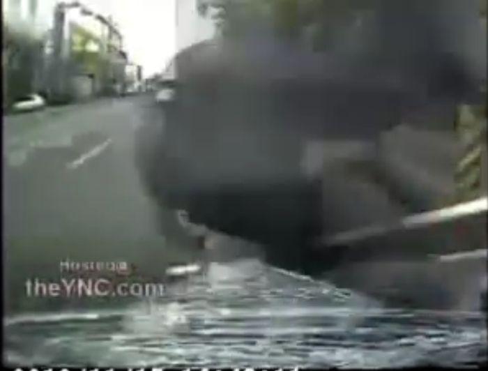 Авария дня часть 86 (фото+видео)