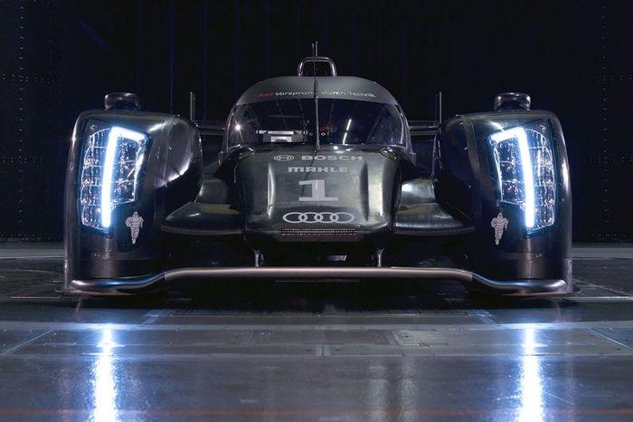 Audi R18 - новый спорт-прототит для гонок Ле-Мана (17 фото)