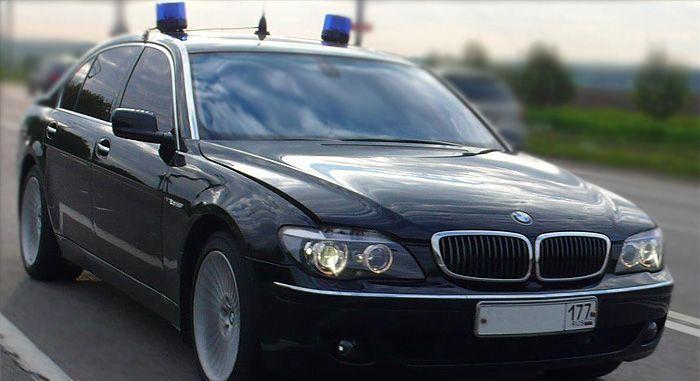 """Война мигалок и """"обычных"""" водителей (5 фото+текст)"""