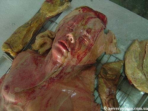 Тайский хлеб. Слабонервным не смотреть (27 фото)