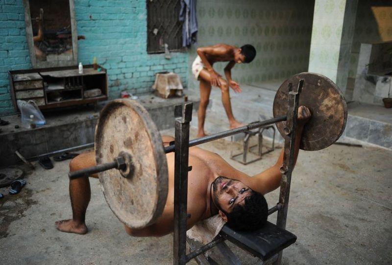 Качки из Индии и Пакистана (31 фото)