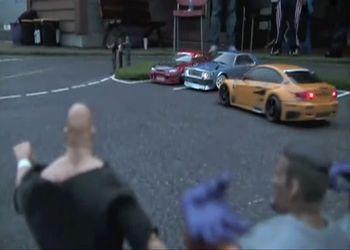 Крутой ролик с моделями авто для дрифта