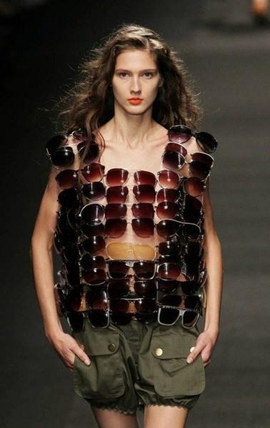 Новые модные тенденции (12 фото)