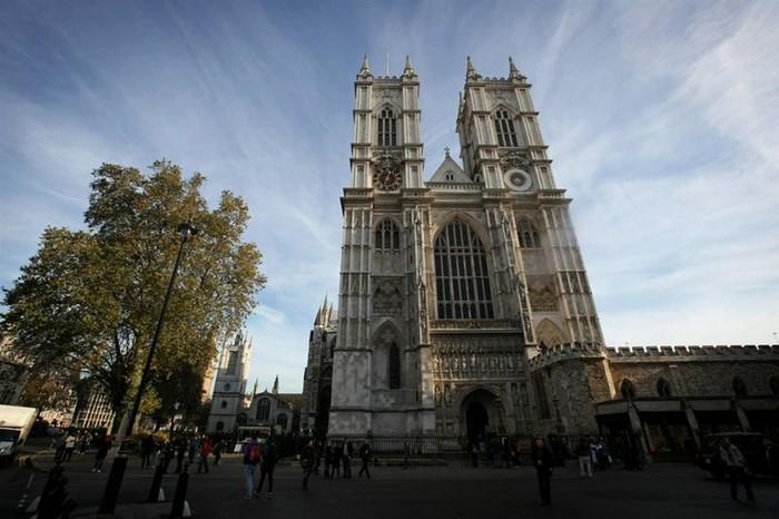 Вестминстерское аббатство (15 фото)