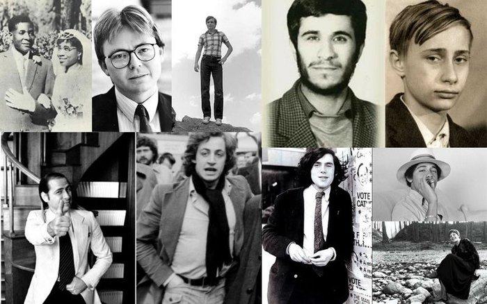 10 мировых лидеров в молодости (10 фото)