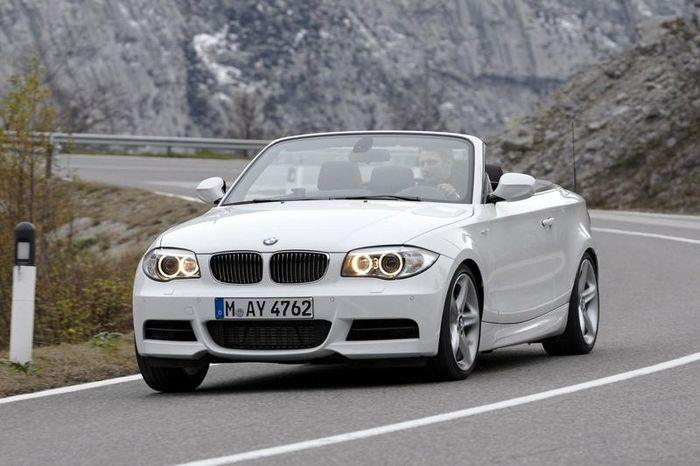 BMW представили кабриолет на базе 1-серии (24 фото)