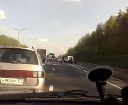 Жуткая авария