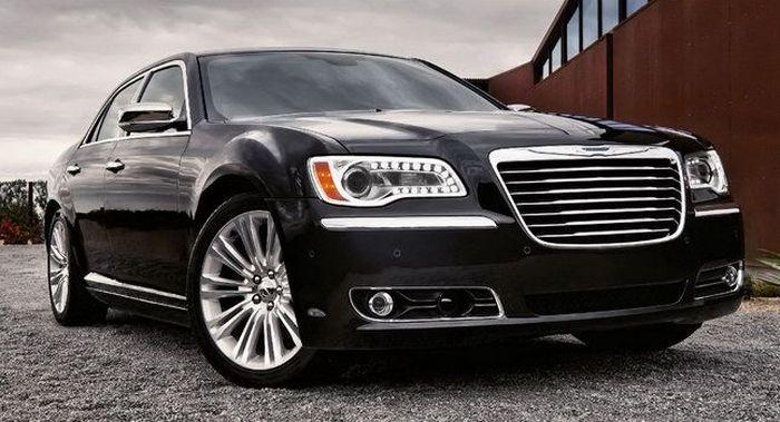 Новый Chrysler 300 официально показан! (30 фото)