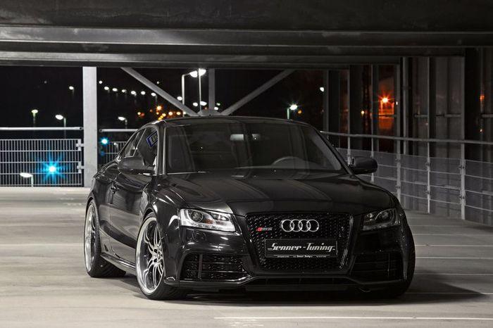 В Senner затюнили Audi RS5 (26 фото)