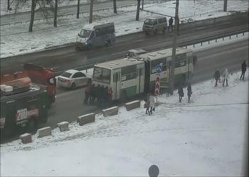 Москва к зиме готова:))