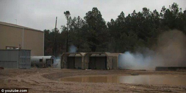 Прототип электромагнитной пушки (6 фото + видео)