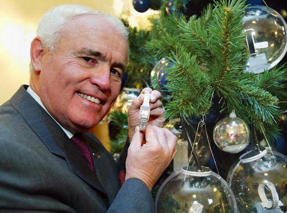 Самая дорого оформленная рождественская елка