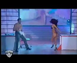 Вот такие в Бразилии танцы со звездами