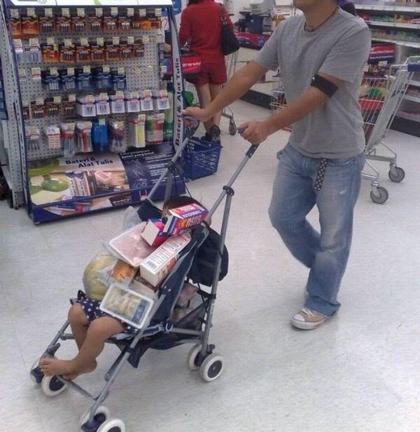 Самые плохие родители в этом году (70 фото)