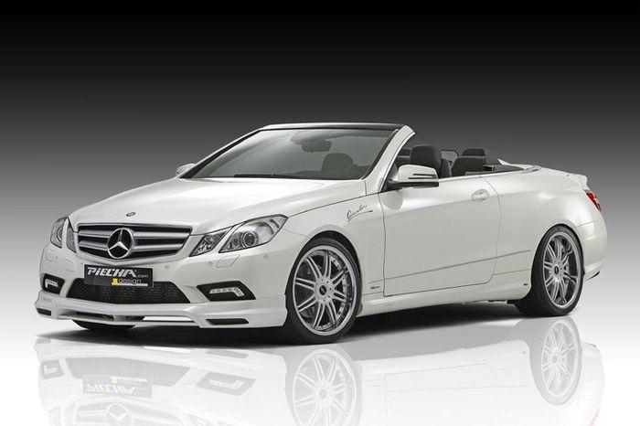 207 Mercedes E-Class от ателье Piecha Design (12 фото)
