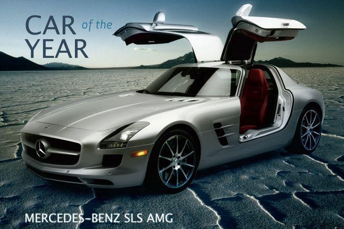 Лучшие машины года по версии Playboy (11 фото)