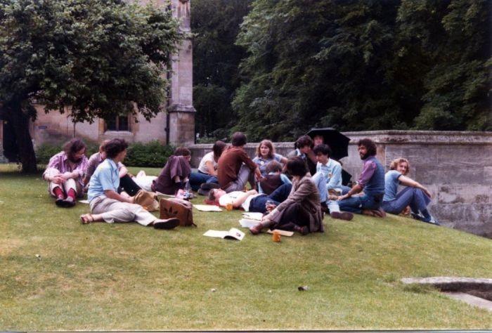 Кембридж 1980-1982 (43 фото)