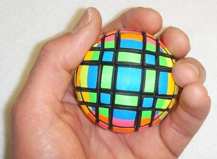 Многообразие кубиков Рубика (9 фото)