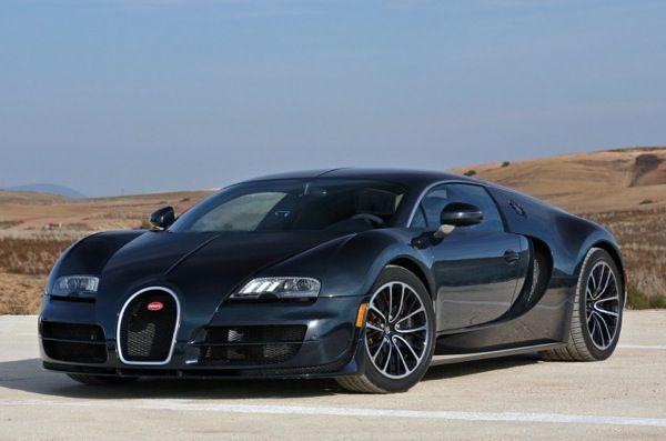 Bugatti Veyron 16.4 Super Sport — 1 184 л.с.