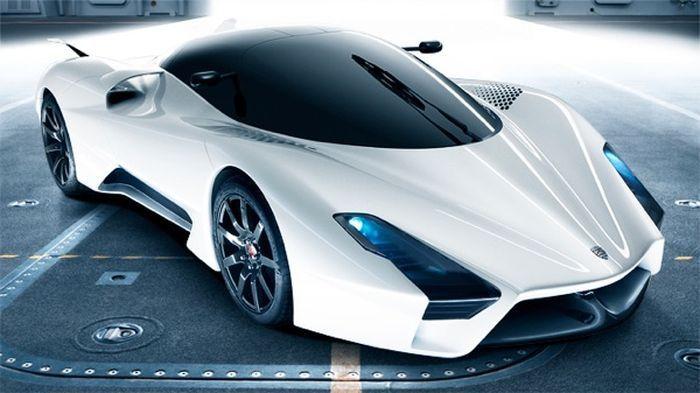 Топ-11 самых мощных серийных авто в мире - 700+ л/с (11 фото)