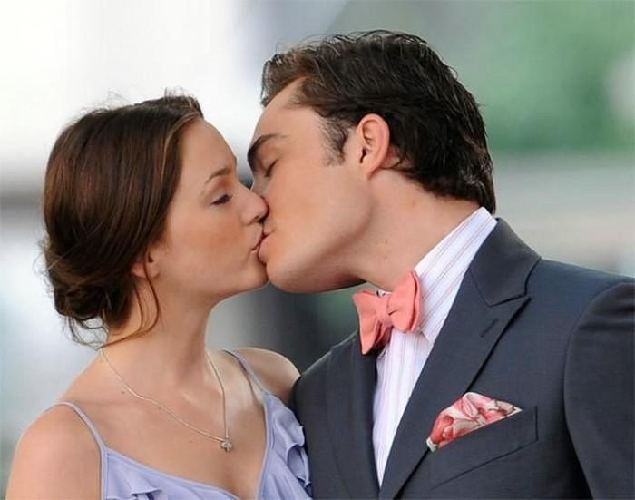 Романтические поцелуи (18 фото)