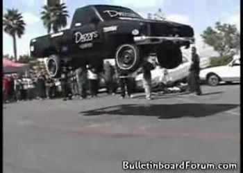 Прыгающий авто