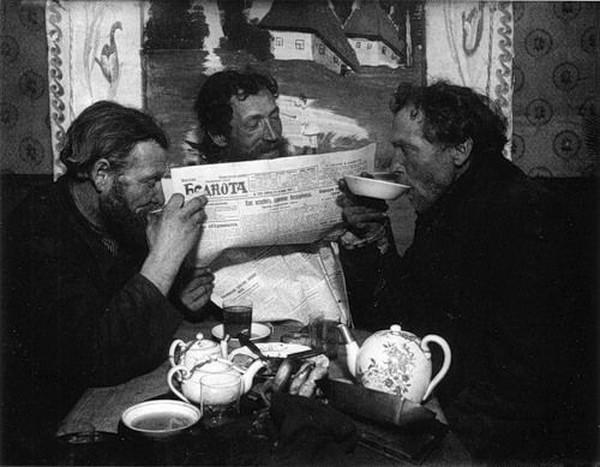 Деревня и колхозы в СССР (25 фото)