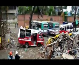 Утилизация автобусов