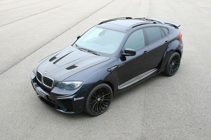 BMW X6 M обзавелся новым пакетом TYPHOON от ателье G-Power (20 фото)