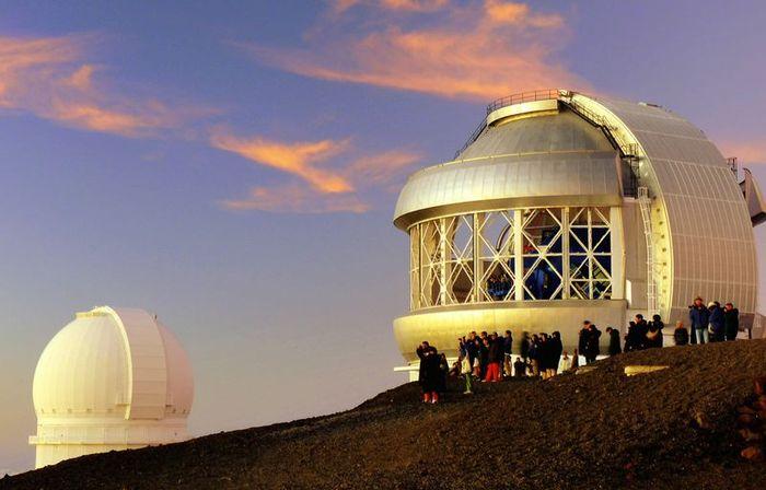 Обсерватории Мауна Кеа (19 фото)