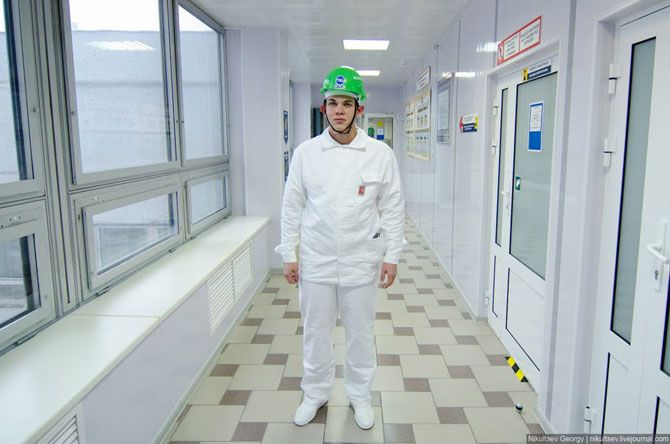 Экскурсия на Смоленскую АЭС