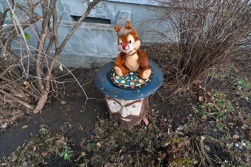 162 Кладбище домашних игрушек