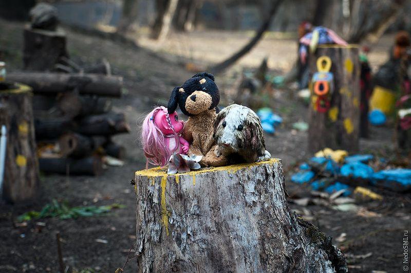 33 Кладбище домашних игрушек