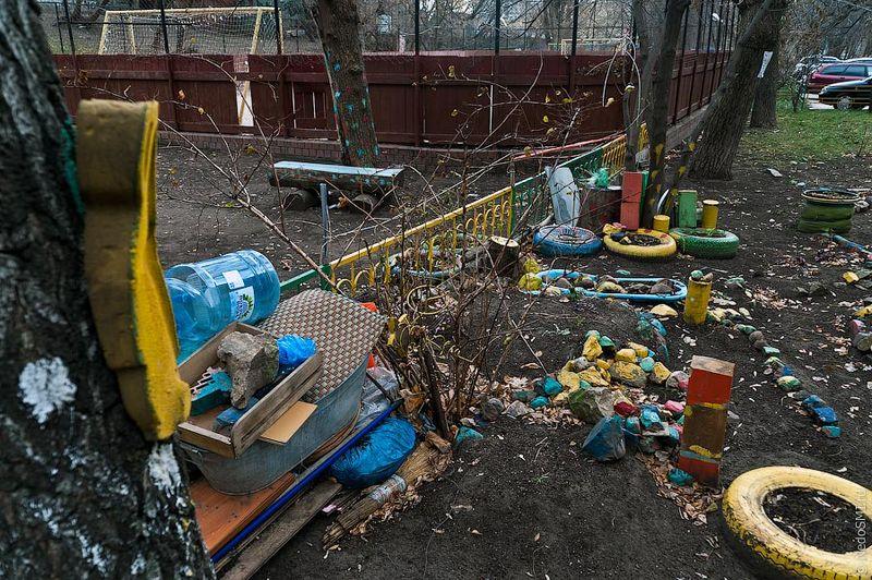 53 Кладбище домашних игрушек