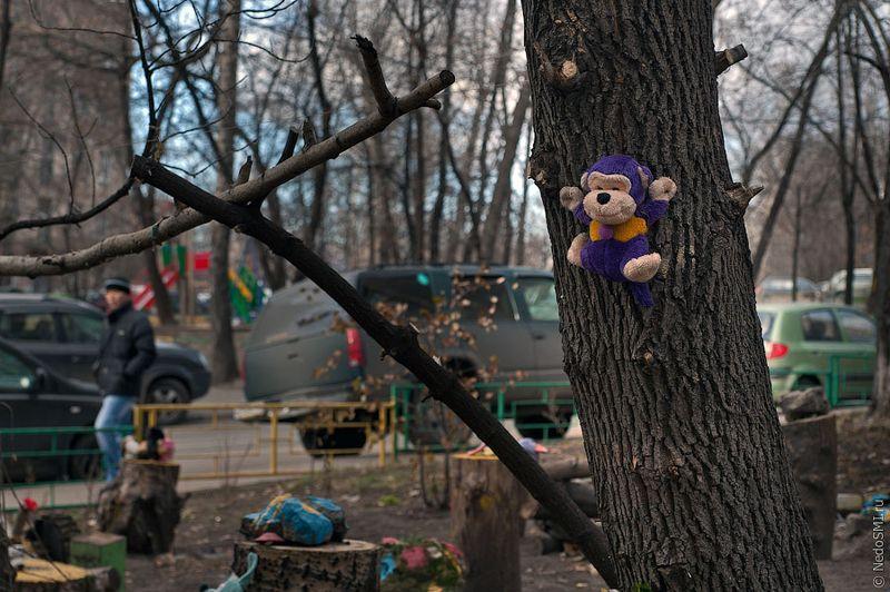 73 Кладбище домашних игрушек