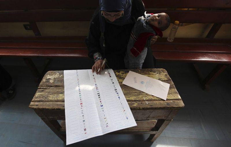 10181 Выборы в Египте и Конго
