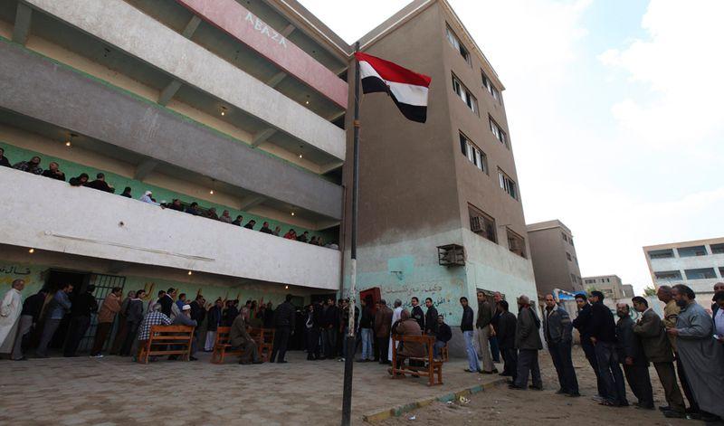 14154 Выборы в Египте и Конго