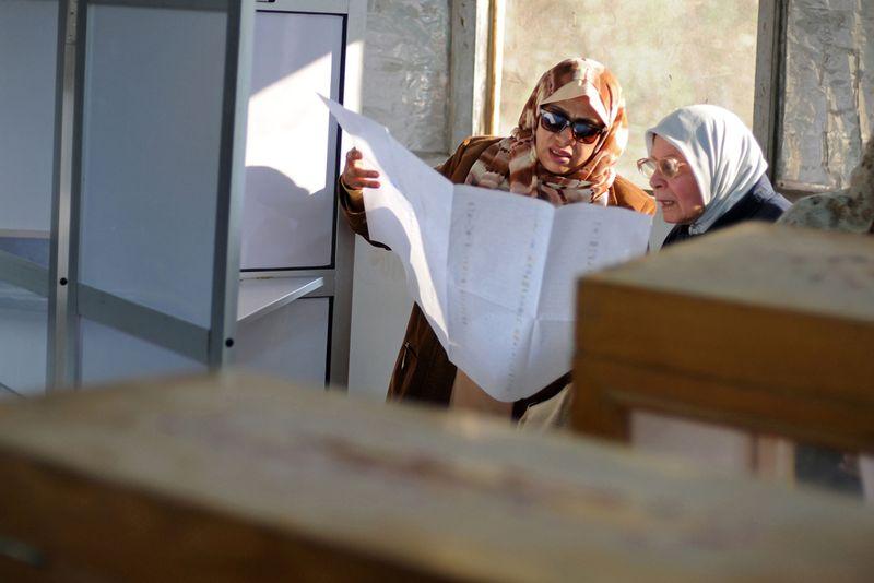 17133 Выборы в Египте и Конго