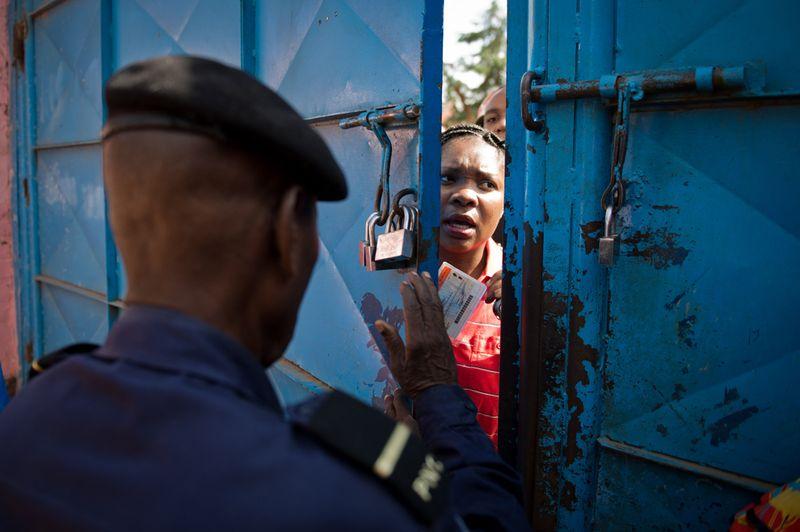20100 Выборы в Египте и Конго