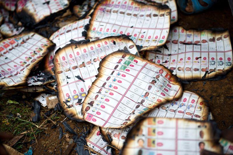 22125 Выборы в Египте и Конго