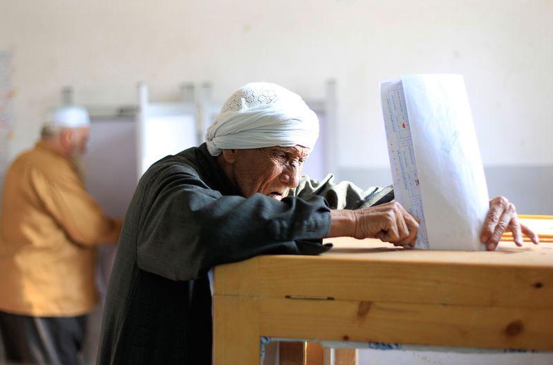 2492 Выборы в Египте и Конго