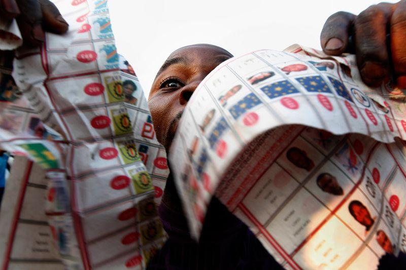 2493 Выборы в Египте и Конго