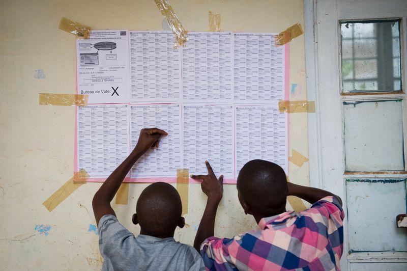 2575 Выборы в Египте и Конго